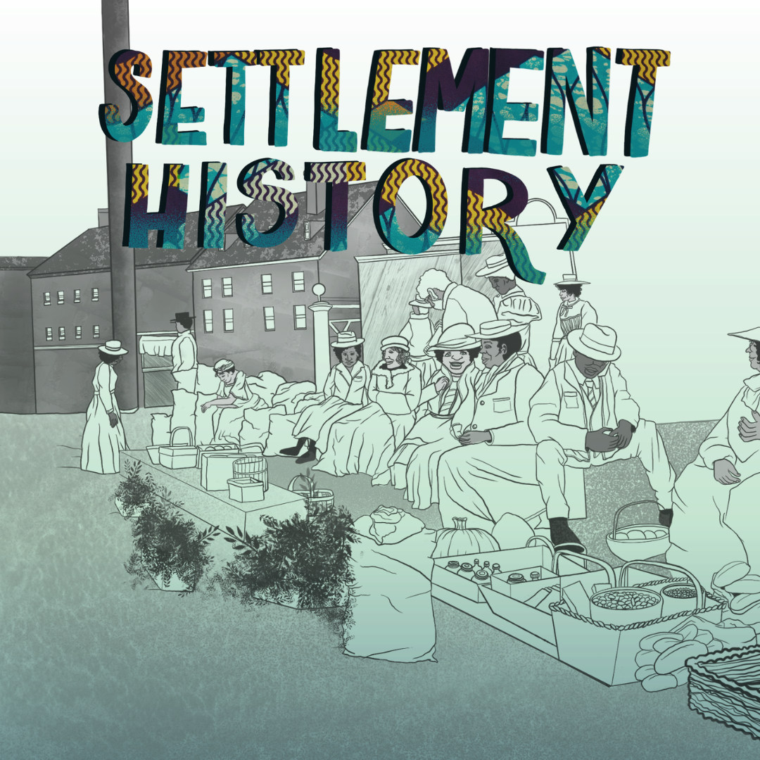 African Nova Scotian settlement history